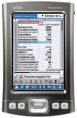 palm-tungsten-t5-handheld-ohne-dockingstation-cradle-256-mb-rom