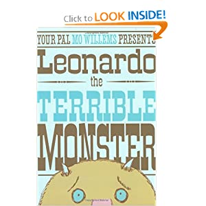 Leonardo, the Terrible Monster (Ala Notable Children's Books. Younger Readers (Awards))