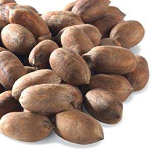 In Shell Natural Pecans - 25 lb. - NOT Polished