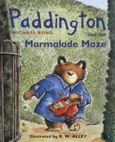 Paddington and the Marmalade Maze PDF