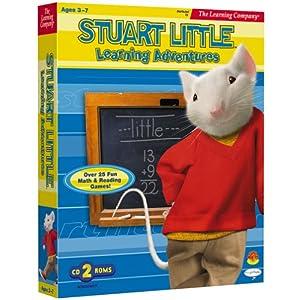 WatFile.com Download Free : Stuart Little Learning Adventures - PC
