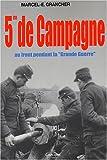 echange, troc M.-E. Grancher - 5ème de campagne