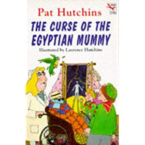 The Curse of the Egyptian Mummy (Red Fox younger fiction)
