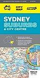 Sydney Suburbs and City Map 218