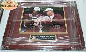 Autographed Warrick Photo - Bobby Bowen & Florida State Seminoles Custom Framed... by Sports+Memorabilia