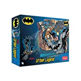 Lego 4946400 Funskool Batman Urban Legend 4 In 1, Multi Color