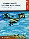 img - for Las aventuras del baron de Munchausen/ The Adventures of Baron Munchausen (Cucana) (Spanish Edition) book / textbook / text book
