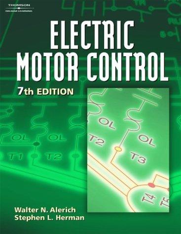 Electric Motor Control, Alerich, Walter N.; Herman, Stephen L.