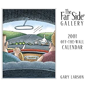 The Far Side Gallery Off-The-Wall Calendar with Other book downloads