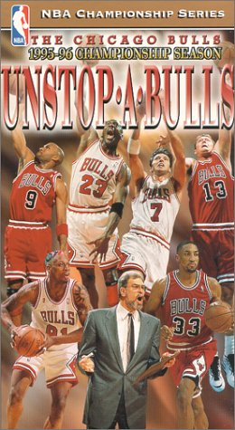The Official 1996 NBA Championship: Chicago Bulls Unstop-A-Bulls [VHS] at Amazon.com