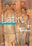 img - for Latin 1re terminale eleve 2002 (French Edition) book / textbook / text book