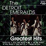 Detroit Emeralds - Greatest Hits