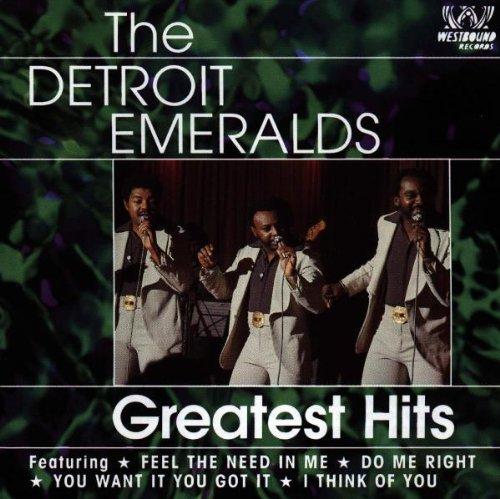 Detroit Emeralds - Greatest Hits