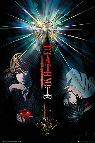 GB eye, Death Note, Duo, Maxi Poster, 61x91.5cm