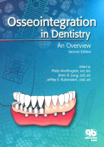 Osseointegration in Dentistry An Overview086715487X : image
