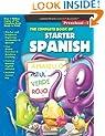 The Complete Book of Starter Spanish, Grades Preschool - 1