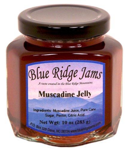 Muscadine Grape Jelly (10 oz Jar)