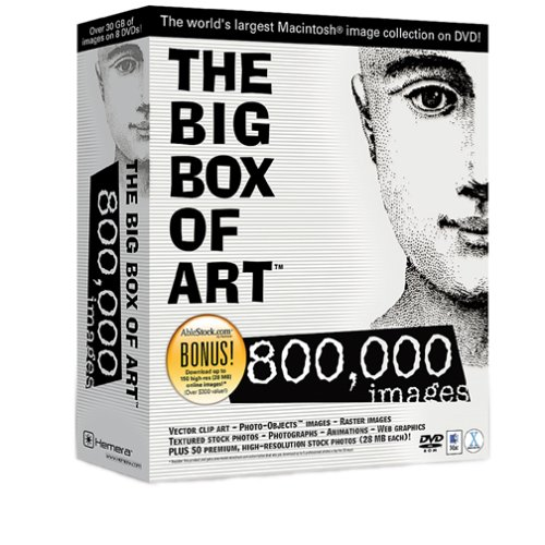 BIG BOX OF ART 800000 FOR MACB00009XFVK