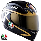 AGV T-2 Motorcycle Helmet Barry Sheene Replica 2X AGV SPA – ITALY 0351O1A0003011