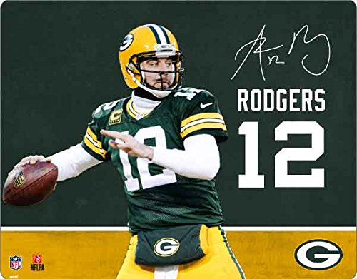 NFL Green Bay Packers Playstation 4 PS4 Console Skin - Aaron Rodgers Action Shot Green Bay Packers Vinyl Decal Skin For Your Playstation 4 PS4 Console from Skinit