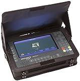 Golden Media Multibox High End Triple Messgerät (17,8 cm (7 Zoll) LCD Monitor, DVB-S/S2, DVB-T/T2, DVB-C, CI, Conax, SD-Kartenleser, WiFi)