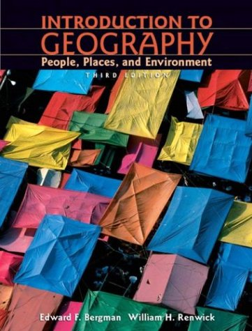 Image for Introduction to Geography: People, Places, and Environment (3rd Edition)