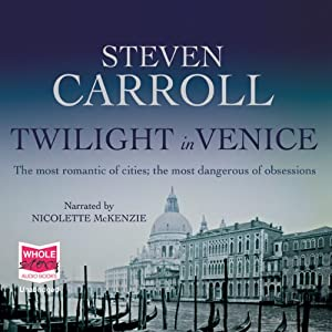 Twilight in Venice Audiobook