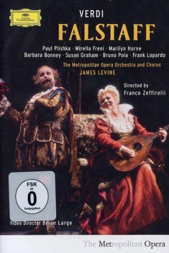Verdi, Giuseppe - Falstaff [DVD]