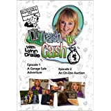 Trash to Cash Volumes 1 & 2 - with Lynn Dralle - A Garage Sale Adventure & An Online Auction Adventure (Your guide to buying & selling at online auctions like eBay and Yahoo) ~ John Mortensen