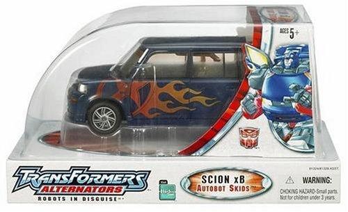transformers-alternators-scion-xb-autobot-skids