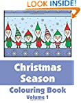 Christmas Season Colouring Book (Volu...