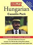 echange, troc Cassette Pack, Berlitz Guides - Berlitz Hungarian