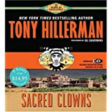 Sacred Clowns CD Low Pricepar Tony Hillerman