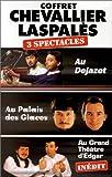 echange, troc Chevallier et Laspalles / Palais des Glaces / Dejazet [VHS]