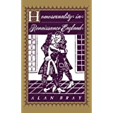 Homosexuality in Renaissance Englanddi Alan Bray