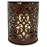 DDI 702716 Montrose Wall Sconce Brown Case Of 6