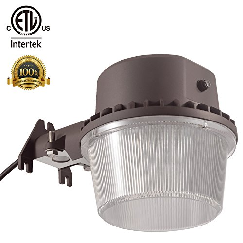 35W Dusk-to-dawn LED Outdoor Barn Light (Photocell Included),