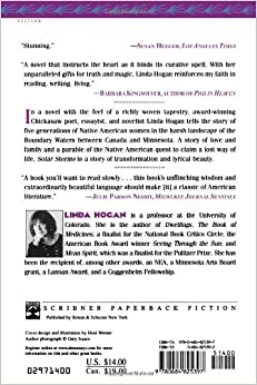 Solar Storms: Linda Hogan: 9780684825397: Amazon.com: Books