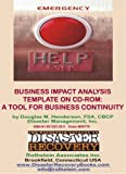 img - for Business Impact Analysis Template: A Tool for Business Continuity book / textbook / text book
