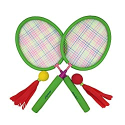 Aoneky Badminton Racket Set for Kids