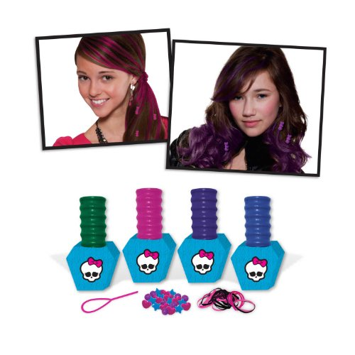 Fashion Angels Monster High Hair Chox and Beading Kit