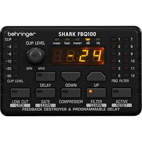BEHRINGER SHARK FBQ100 (Behringer Shark compare prices)
