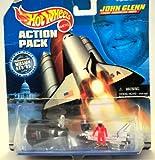 Hot Wheels Action Pack-John Glenn Great American Hero