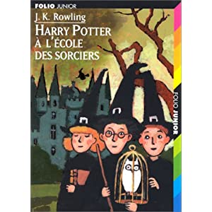 Harry Potter, tome 1 : Harry Potter  l'cole des sorciers