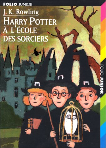 Harry Potter (1) : Harry Potter à l'école des sorciers