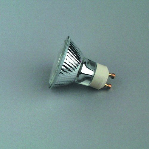 10 Stück Halogenleuchtmittel Halogenlampen GU 10 35 Watt 10-er Pack