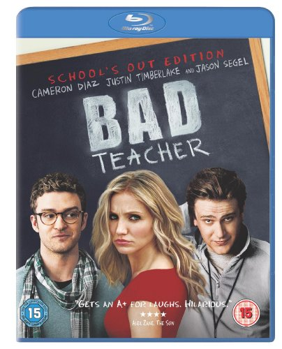 Bad Teacher [Blu-ray] [UK Import]