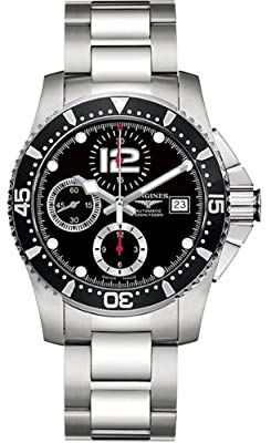 Longines Sport Collection Hydroconquest Mens Watch 36444566
