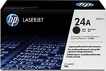 Comprar HP Q2624A - Cartucho de tóner original LaserJet HP 24A negro