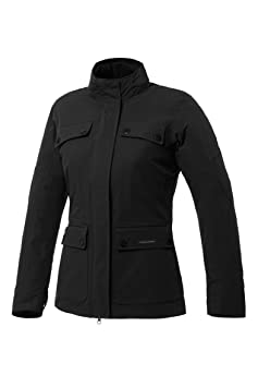 Tucano urbano 8936WF040N2 4TEMPI lADY-respirant, coupe-vent et étanche four seasons medium women's length jacket-veste-homme-noir-taille xS